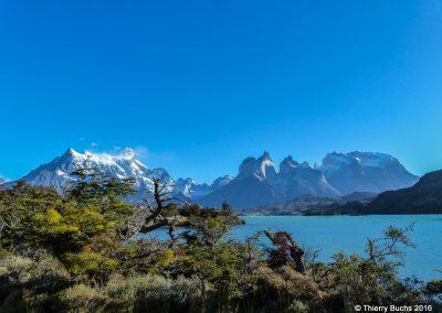 CHILE, Torres del Paine, 2013