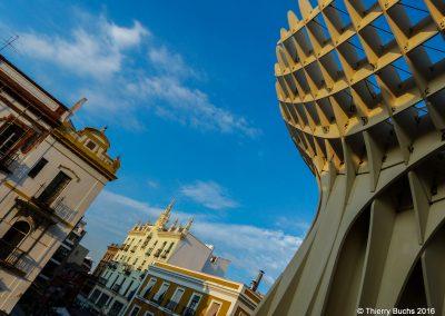 Sevilla, Metropol Parasol