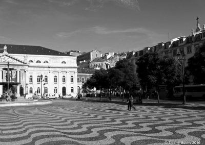 Lisboa, Praça Dom Pedro