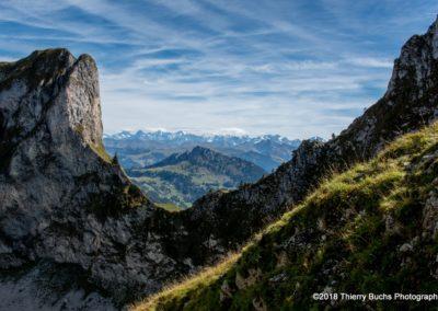 Climbing Schopfenspitz